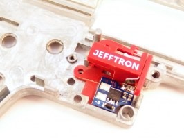 MOSFET for V2 gearbox [JeffTron]