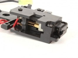 Complete switch set for P90 with cables [JG]