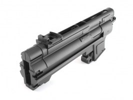 Replacement receiver body for MP5 series - ABS [JG]