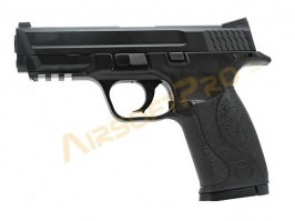 Airsoft pistol Metal Slide SW M40, Non-Blowback CO2 [KWC]