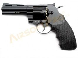 "Airsoft Revolver Model 357 - 4"" - CO2 [KWC]"