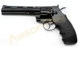 "Airsoft Revolver Model 357 - 6"" - CO2 [KWC]"