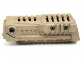 M4SI Tactical Rails - TAN [A.C.M.]