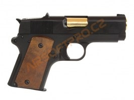 1911 Combat Master Detonics .45 GBB, full metal - FOR SPARE PARTS
