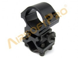 Barrel RIS mount with low 25mm mount ring [A.C.M.]