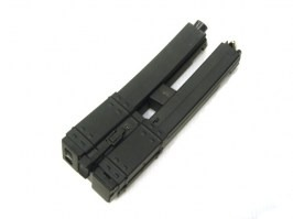 MP5 Electric Double Magazine - 500 rounds [Battleaxe]