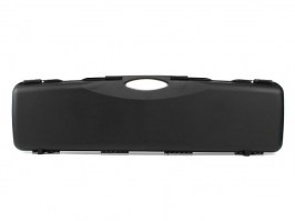 Rifle Hard Case (95,5 x 24 x 8cm) - black (1607-SEC) [Negrini]