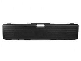 Rifle Hard Case (121,5 x 23,5 x 10cm) - black (1637-SEC) [Negrini]