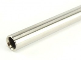 Stainless steel inner AEG barrel 6,01mm - 520mm (M16, AUG, G36, M14, M249 MK) [PDI]