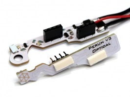 Processor trigger unit PERUN Optical V3 - universal wiring [Perun]