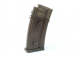 130 rounds magazine for G36 - defective mag connecting clips [CYMA]