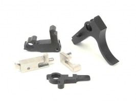 Steel CNC trigger assembly for WE GBB M4/M16  [RA-Tech]