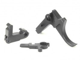 Steel CNC trigger set for WE GBB SCAR [RA-Tech]