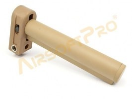 SCAR retractable stock adapter - TAN [A.C.M.]