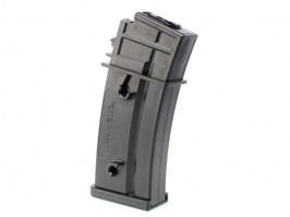 400 rounds hi-cap magazine for G36 series - black [Shooter]