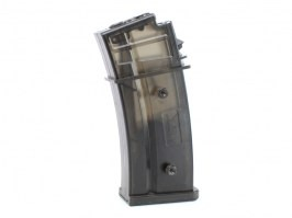430 rounds hi-cap magazine for G36 series - transparent [Shooter]