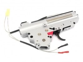 Complete QD UPGRADE gearbox V3 for AK with M120 - rear wiring [Shooter]