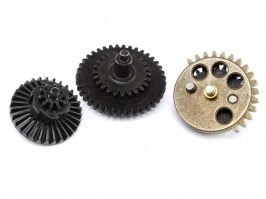 CNC High speed gear set 13:1 - New type with integrated axis [Shooter]