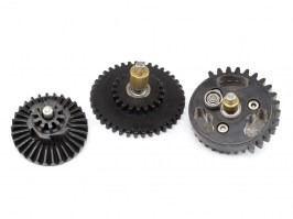 CNC reinforced gear set 18:1 with the bearing [Shooter]