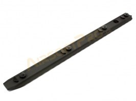 RIS mount rail for KeyMod foregrips - 10