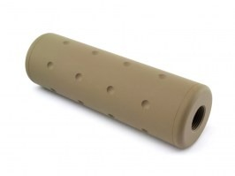Metal silencer 110 x 35mm - TAN [Shooter]