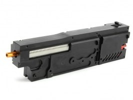 Complete CNC QD UPGRADE gearbox for M249 with M150 [Shooter]