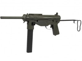 M3A1 Grease gun, full metal (SW-M6-02) [Snow Wolf]