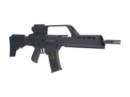 Airsoft rifle SA-G14V EBB replica with the scope, black [Specna Arms]