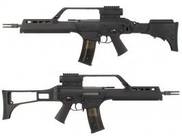 Airsoft rifle G316KV , EBB , black [S&T]