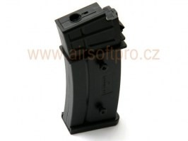 130 rounds magazine for G36 [CYMA]