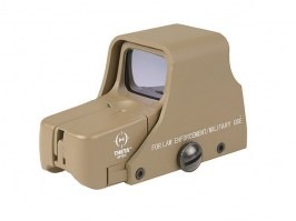 TO551 Red Dot Sight Replica - TAN [Theta Optics]
