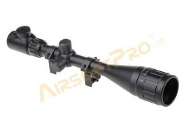 6-24X50 AOEG Scope THO-203 [Theta Optics]