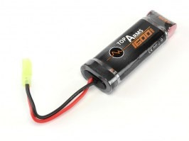 NiMH Battery 8.4V 1600mAh - Mini block [TopArms]