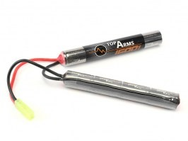 NiMH Battery 9,6V 1600mAh - Mini CQB [TopArms]