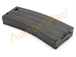 Steel 300 rounds magazine for M4 - black [UFC]
