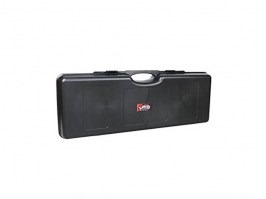 Plastic rifle hard case 85cm - black [UFC]