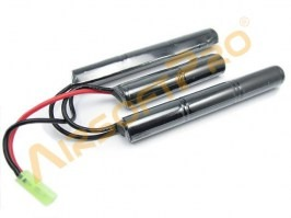 NiMH Battery 9,6V 2200mAh - CQB [VB Power]