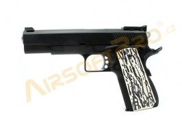 Airsoft pistol 1911C - gas blowback, full metal, 2x magazine [WE]