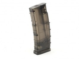 Airsoft 450 rds M4 mag style speed Loader - black [6mm Proshop]