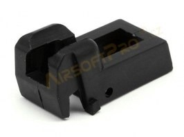 WE G-series magazine BB muzzle, PN 62 [WE]