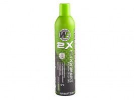 WE 2X, Green gas (800ml) [WE]