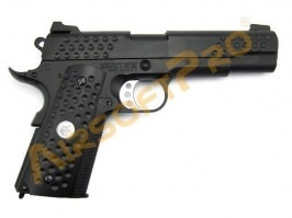 Airsoft pistol KAC 1911 Knight Hawk (Ver.3) - full metal, blowback [WE]