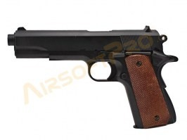 Airsoft pistol 1911 (P361M) full metal - spring action [Well]
