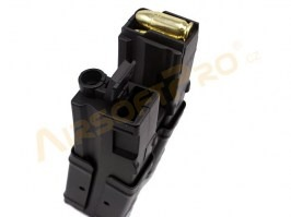 250rd Hi-Cap Dual Magazine for MP5 [Well]