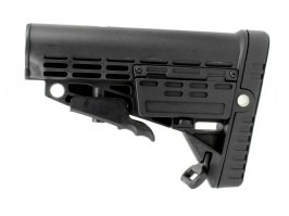 4412 style retractable stock for M4 [Well]