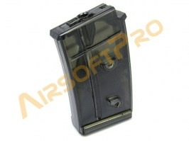 220 rounds Hi-Cap magazine for SIG - black [JG]
