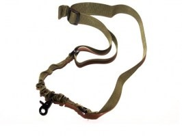 Single point bungee rifle sling - green [EmersonGear]