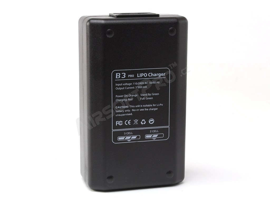 B3 Pro Compact Balance Charger for Li-Pol battery [VBPower]