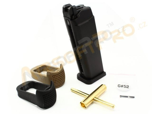 CO2 magazine for WE G-series with accessories [WE]